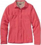 Patagonia W Long-Sleeved SOL Patrol Shirt | Damen Langarm-Hemd