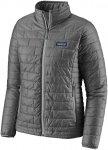 Patagonia W Nano Puff Jacket Grau | Größe L | Damen Windbreaker