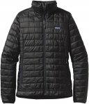 Patagonia W Nano Puff Jacket Schwarz   Größe L   Damen Windbreaker