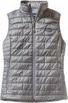Patagonia Nano Puff Vest Grau, Female PrimaLoft® XL -Farbe Feather Grey, XL