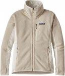 Patagonia W Performance Better Sweater Jacket Beige   Größe XL   Damen Freizei