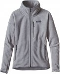 Patagonia W Performance Better Sweater Jacket Grau | Größe L | Damen Fleecejac