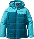 Patagonia W Rubicon Jacket Colorblock / Blau   Damen Softshelljacke