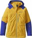 Patagonia Womens Untracked Jacket Gelb, M, Damen Jacke, wasserdicht ▶ %SALE 50