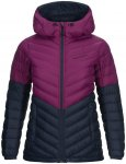 Peak Performance W Frost Down Hood Blocked | Größe S,M,L | Damen Daunenjacke