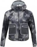 Peak Performance West 4TH Street Print Jacket Grau, Female Jacke, L