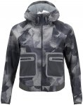 Peak Performance W West 4TH Street Print Jacket Grau / Schwarz | Damen