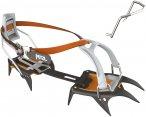 Petzl Irvis Leverlock Universel Orange / Schwarz | Größe One Size |  Steigeise