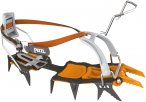 Petzl Lynx Leverlock Universel Orange / Schwarz | Größe One Size |  Steigeisen