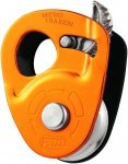Petzl Micro Traxion Orange, Klettern, One Size