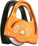 Petzl Mini Orange / Schwarz   Größe One Size    Kletterzubehör