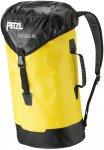 Petzl Portage 30 Gelb | Größe 30l |  Kletterrucksack & Seilsack