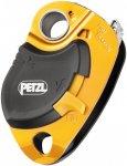 Petzl Pro Traxion Gelb / Schwarz | Größe One Size |  Kletterzubehör