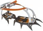 Petzl Vasak Flexlock Orange / Schwarz | Größe One Size |  Steigeisen