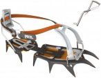 Petzl Vasak Leverlock Universel Schwarz, One Size -Farbe Black -Orange, One Size