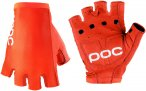 POC Avip Glove Short Orange | Größe M |  Fingerhandschuh