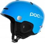 POC Kids Pocito Auric CUT Spin Blau | Größe XS-S |  Ski- & Snowboardhelm