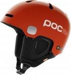 POC Kids Pocito Fornix Orange, Ski-& Snowboardhelm, XS-S