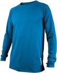 POC M Resistance DH Long-Sleeve Jersey, Furfural Blue | Herren Langarm-Shirt