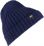 POC Ribbed Knit Beanie Blau | Größe One Size |  Kopfbedeckung