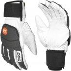 POC Super Palm Comp Weiß | Größe XS |  Fingerhandschuh