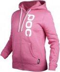 POC Zip Hood WO Pink, M, Damen Freizeitjacke ▶ %SALE 25%