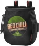 Red Chili Chalkbag Giant Schwarz, Klettern, One Size
