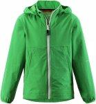 Reima Boys Aboard Jacket Grün, Male 128 -Farbe Brave Green, 128