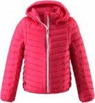 Reima Girls Float Jacket Rot, Female Daunen Daunenjacke, 164