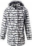 Reima Girls Marine Jacket Weiß | Größe 116 | Damen Regenjacke