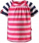 Reima Girls Sampi T-Shirt | Größe 92,98,110 | Kinder Kurzarm-Shirt