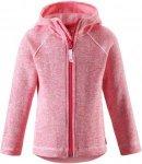 Reima Kids Pursi Sweater Rot, Fleecejacke, 152