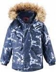 Reima Kids Skaidi Winter Jacket Blau | Größe 134 |  Isolationsjacke