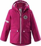 Reima Kids Taag Winter Jacket Pink | Größe 98 | Kinder Freizeitjacke
