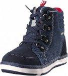 Reima Kids Wetter Jeans Shoe Blau, EU 35-US 3.5-CN 225 -Farbe Navy, EU 35 -US 3.