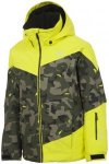 Rossignol Boys Ski Jacket Gelb, Male Isolationsjacke, 12