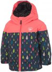 Rossignol Kids Flocon Jacket Blau / Pink | Größe 2 Jahre |  Isolationsjacke
