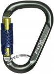 Salewa Belay Twist Lock Grau   Größe One Size    Einzelkarabiner