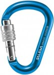 Salewa HMS Screw G2 Blau, Klettern, Small