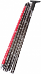 Salewa Lightning Carbon 240 Schwarz, 240 cm,Lawinensonde