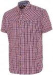 Salewa M Fanes Check Dry Shortsleeve Shirt | Herren Kurzarm-Hemd