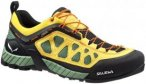 Salewa Firetail 3 Gtx® Gelb, Male Gore-Tex® EU 40 -Farbe Highland Green -Dirt,