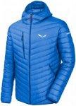 Salewa Ortles Light Down Hood Jacket Blau, Male Daunen Daunenjacke, XXL