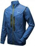 Salewa Pedroc Hybrid Alpha 2/1 Jacket Blau, Male Polartec® Isolationsjacke, M