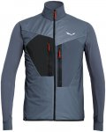 Salewa M Pedroc Hybrid Polartec Alpha Jacket Grau | Herren Winterjacke