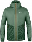 Salewa Puez 2 Alpine Wool Perform Hood Jacket Grün, Male Freizeitjacke, M