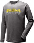 Salewa Reflection DRI-Release Sweater Grau, Male Langarm-Shirt, XL