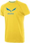 Salewa M Solidlogo Dry Shortsleeve Tee   Größe XXL   Herren Kurzarm-Shirt