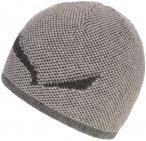 Salewa Ortles Wool Beanie Grau | Größe One Size |  Kopfbedeckung