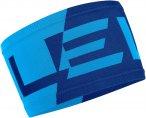 Salewa Pedroc Seamless Headband Blau | Größe One Size |  Kopfbedeckung
